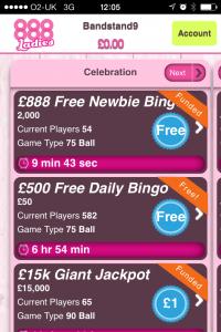 888 ladies promo code 2019 no deposit bingo