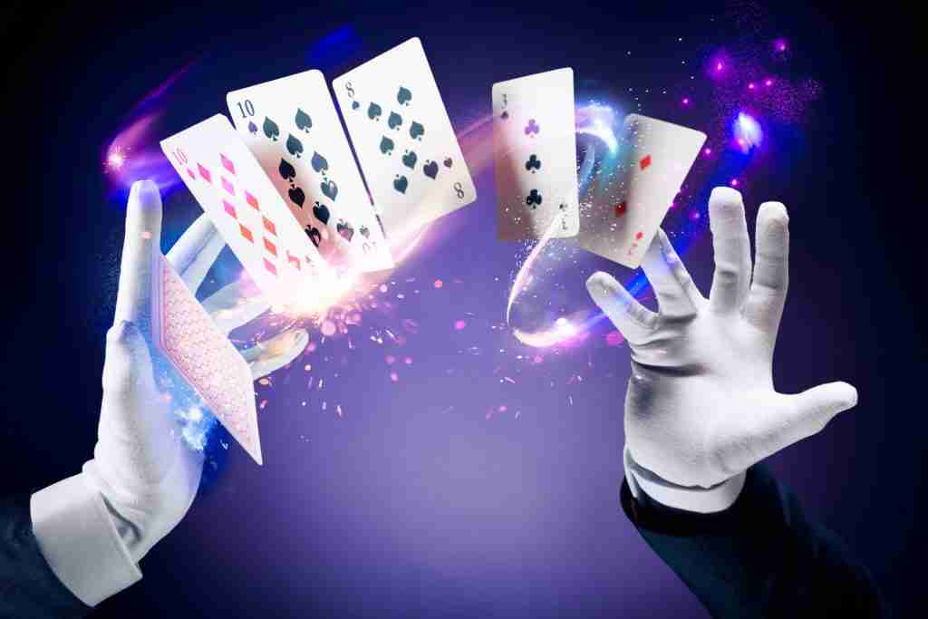 Texas Holdem types of Poker Cards