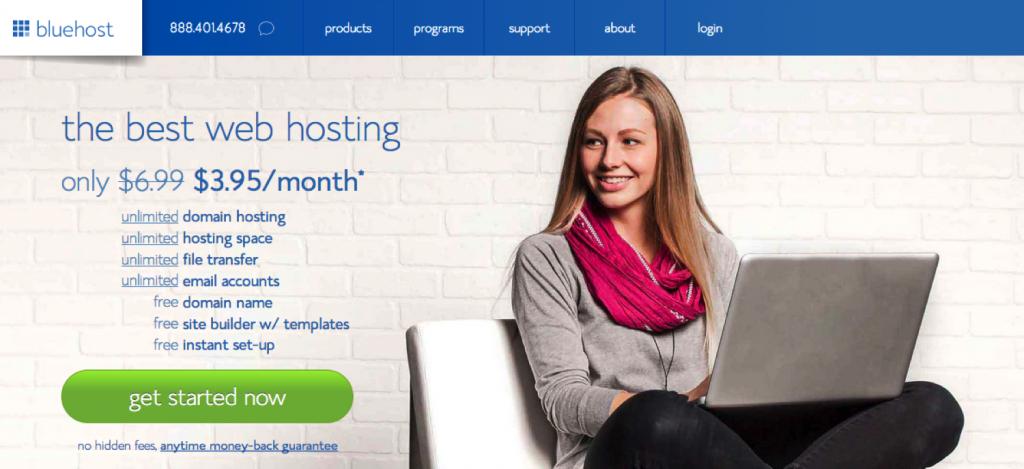 Web Hosting Tutorial Bluehost WordPress