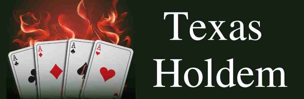 Texas Holdem Poker and Casino Games