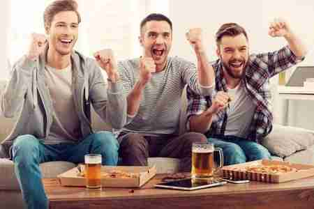 Football-Betting-Party