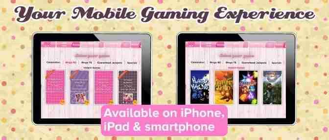 888ladies review of mobile app Bingo games