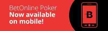BetOnline Mobile Poker App Apple Android