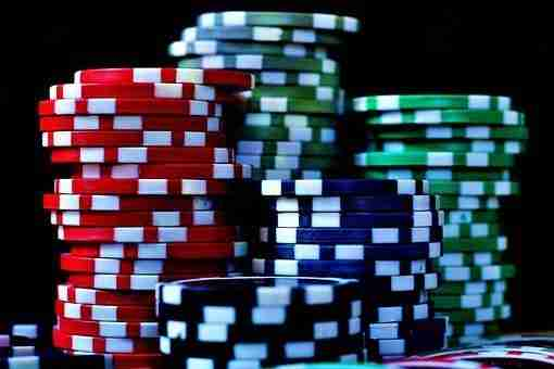 Types of Poker Chips Color Value